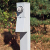 200-Amp-Metered-Mobile-Home-Electrical-Service-Pedestal-100 Mobile Home Service Pedestal on 100 amp meter pedestal, 200 amp meter pedestal, mobile metal pedestals, electric meter pedestal, cable pedestal, mobile home service panel, electrical pedestal,